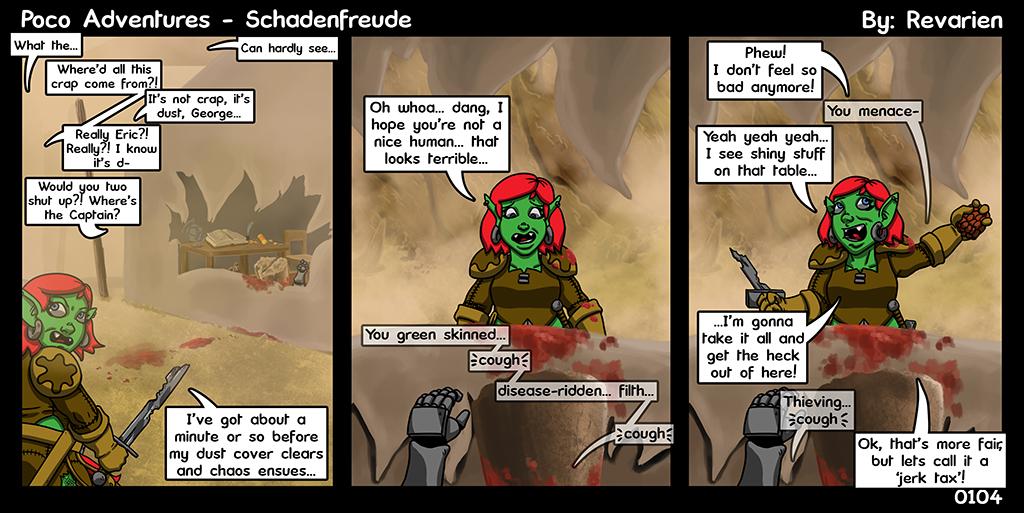 Schadenfreude – 0104