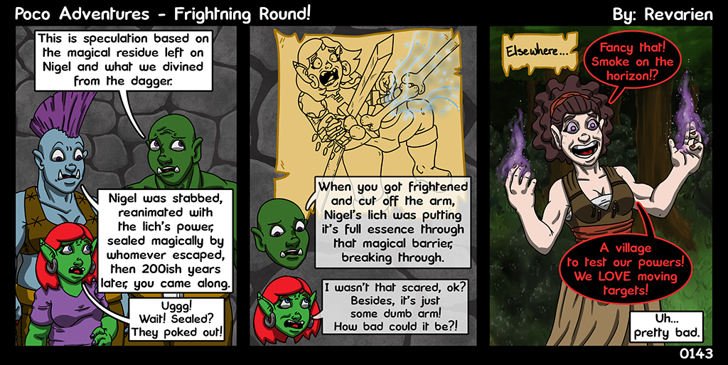 Nope, totally calling her Ashlich from now on. IT HAS BEEN DECIDED.